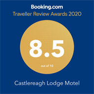 Castlereagh Lodge Motel - Coonamble, NSW is a Traveller Reviews Award winner